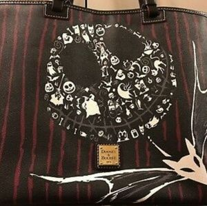 Dooney & Bourke Disney Nightmare Before Christmas